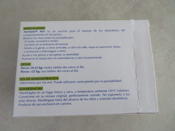 犬 保護犬 精神安定剤 メキシコ