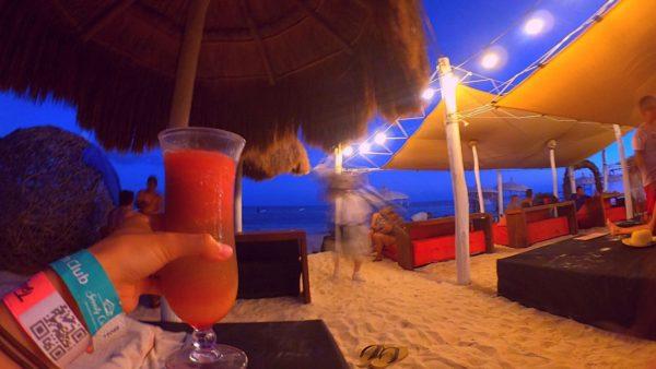 プライベートビーチ エコリゾート カクテル サステイナブル