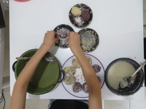 あんこ 餡子 作り方 レシピ 簡単 海外