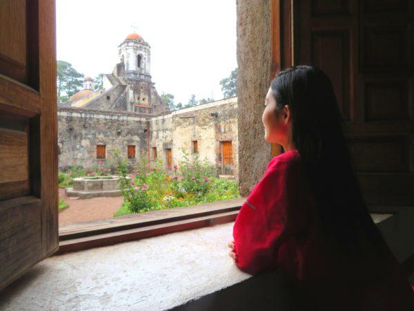 デシエルトデロスレオネス 観光 メキシコ州 マルケサ トルーカ