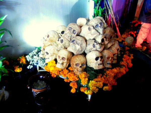ミスキック 死者の日 メキシコ 観光